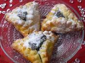 Gâteau Pourim Oreilles d'Aman (Ozne Aman) israéliennes pavot Pierre Hermé