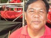chemises rouges vont converger Bangkok mars prochain