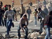 Hébron Palestiniens révoltent pour défendre Mosquée Ibrahim