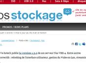 infos stockage, février 2010