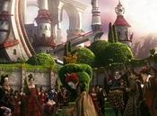 Première Londres pour Alice Wonderland