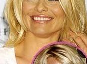 Pamela Anderson maquillée