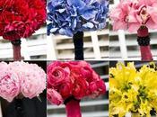 Bouquets fleurs: inutile coordonner