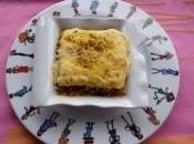 Fausses Lasagnes végétariennes
