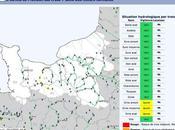 Inondations Louviers vigilance jaune