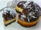 Entre Cheesecake Cupcake Black White très Chocolaté