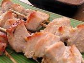 Brochettes yakitori sauce japonaise