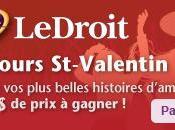 1000$ prix gagner Concours St-Valentin Brin jasette journal LeDroit