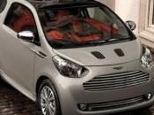 Buzz, Aston martin concurrence Smart mini