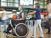Opération soutien sportifs handicapés pour qu'ils puissent aller