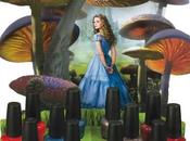 O.P.I collection Alice Wonderland