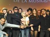 25es Victoires, Benjamin Biolay, Olivia Ruiz Coeur pirate
