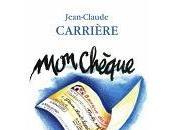 chèque Jean-Claude Carrière)
