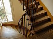 Cage d'escalier...