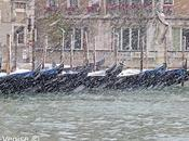 tempête neige Venise