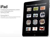 Précommande iPad site Apple