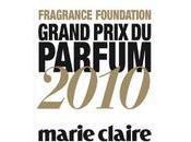Grand Prix parfum 2010