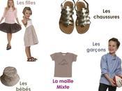 Mode enfants Marie Puce