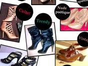 coups coeur boutique: spécial chaussures!