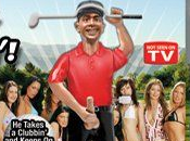 Tiger Woods addict