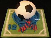 FootballArt'Cake & tres sportif derniers t...