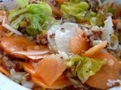 Quinori légumes croquants plaisir gourmand mars