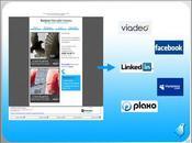 pratique Insérer liens partage vers réseaux sociaux dans emailing.