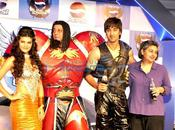 Jacqueline Fernandez, Sanjay Dutt Ranbir Kapoor lancement Pepsi