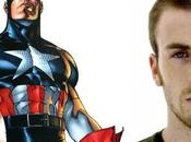 Chris Evans futur Captain America