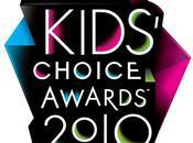 Kids Choice Awards 2010 résultats