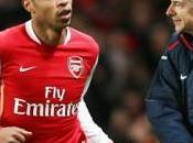 Arsenal-Barca Henry rentre maison