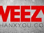 WAYNE remercie fans nouveau site internet