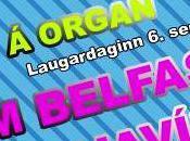 L'Islande musique Belfast