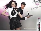 Publicité Coca-Cola Karl Lagerfeld