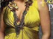 Paula Patton couverture d'Ebony mai, vient donner naissance petit garçon