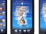 premier Android Sony Ericsson Xperia X10.