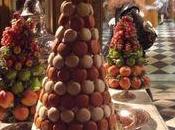 pyramide macarons pour mariage contes fées chapitre