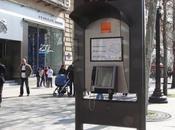 Orange test nouvelle cabine téléphonique