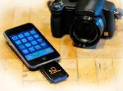 iPhone lecteur carte