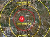 séisme, magnitude 7.1, destructeur meurtrier frappe Qinghai centaines morts milliers blessés