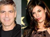 George Clooney Elisabetta Canalis fous amoureux