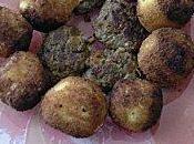 Croquettes pomme terre viande hachee