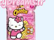 Cheetos Hello kitty