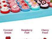 Arrivage nouveaux gloss cupcakes