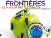26ème festival Science Frontières déroulera juin 2010