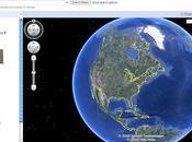 Google Earth accessible depuis Maps
