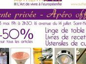 -50% lors vente privée Authenticity lundi 2010