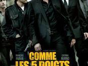 COMME CINQ DOIGTS MAIN, film d'Alexandre ARCADY