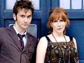 """Doctor review épisodes 4.07 """"The Unicorn Wasp"""" 4.08 """"Silence Library (part."""