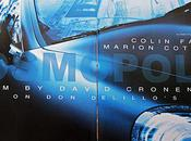 """Cosmopolis"" (Cronenberg) premier ""promo art""."